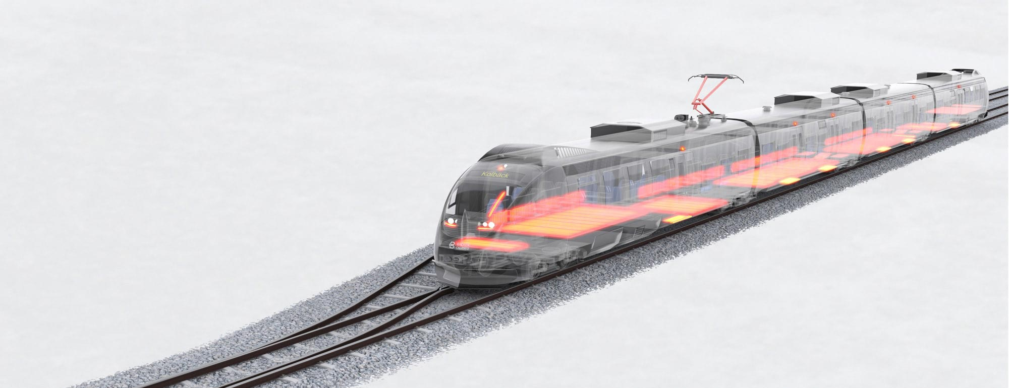 Railway heating solutions