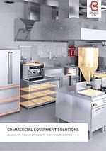 Cooking equipment heating solutions